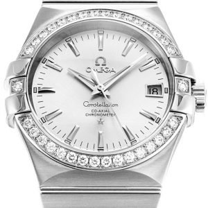 Omega Constellation Co-Axial 35mm 123.15.35.20.02.001 Kello