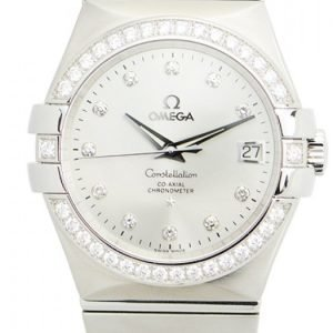 Omega Constellation Co-Axial 35mm 123.15.35.20.52.001 Kello