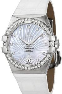 Omega Constellation Co-Axial 35mm 123.18.35.20.55.001 Kello