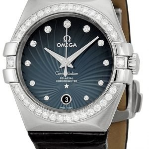 Omega Constellation Co-Axial 35mm 123.18.35.20.56.001 Kello