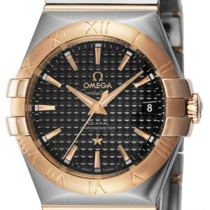 Omega Constellation Co-Axial 35mm 123.20.35.20.01.001 Kello