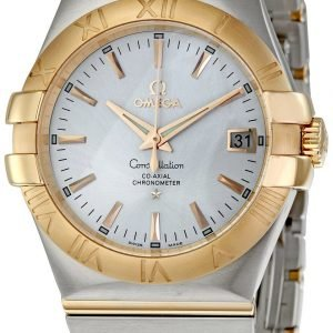 Omega Constellation Co-Axial 35mm 123.20.35.20.02.001 Kello
