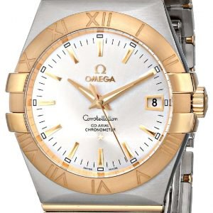 Omega Constellation Co-Axial 35mm 123.20.35.20.02.002 Kello