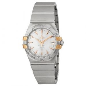 Omega Constellation Co-Axial 35mm 123.20.35.20.02.003 Kello
