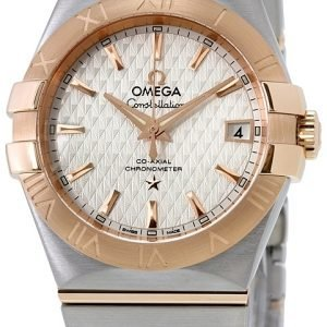 Omega Constellation Co-Axial 35mm 123.20.35.20.02.005 Kello