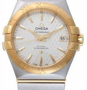 Omega Constellation Co-Axial 35mm 123.20.35.20.02.006 Kello