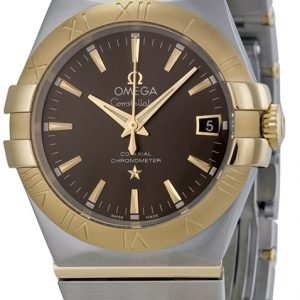 Omega Constellation Co-Axial 35mm 123.20.35.20.06.001 Kello