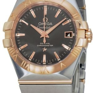 Omega Constellation Co-Axial 35mm 123.20.35.20.06.002 Kello