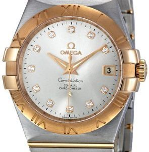 Omega Constellation Co-Axial 35mm 123.20.35.20.52.001 Kello