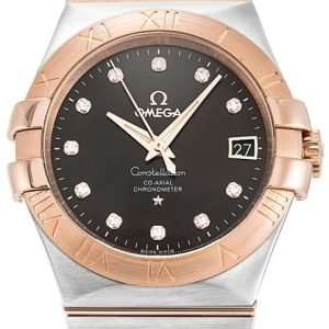 Omega Constellation Co-Axial 35mm 123.20.35.20.63.001 Kello