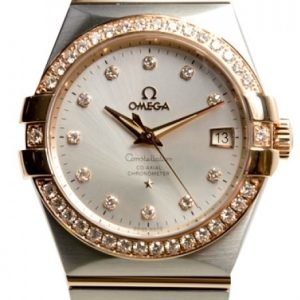 Omega Constellation Co-Axial 35mm 123.25.35.20.52.001 Kello