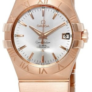 Omega Constellation Co-Axial 35mm 123.50.35.20.02.001 Kello