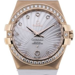 Omega Constellation Co-Axial 35mm 123.58.35.20.55.003 Kello