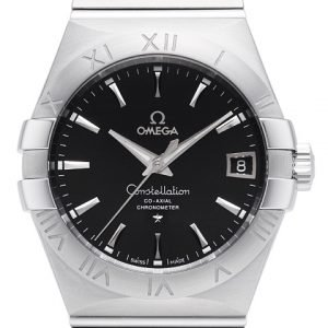 Omega Constellation Co-Axial 38mm 123.10.38.21.01.001 Kello