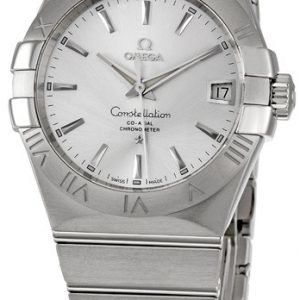 Omega Constellation Co-Axial 38mm 123.10.38.21.02.001 Kello