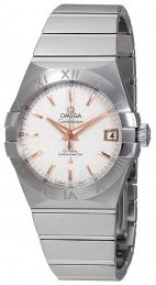 Omega Constellation Co-Axial 38mm 123.10.38.21.02.002 Kello
