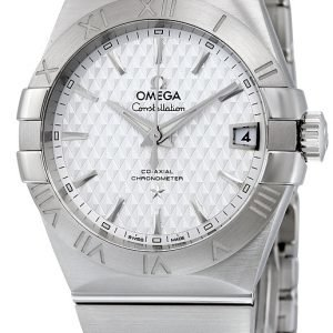 Omega Constellation Co-Axial 38mm 123.10.38.21.02.003 Kello