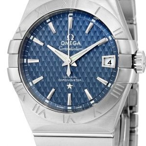 Omega Constellation Co-Axial 38mm 123.10.38.21.03.001 Kello