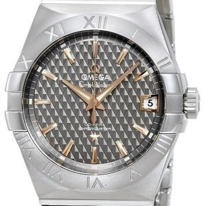 Omega Constellation Co-Axial 38mm 123.10.38.21.06.002 Kello