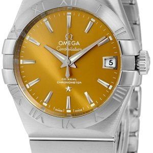 Omega Constellation Co-Axial 38mm 123.10.38.21.10.001 Kello
