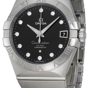 Omega Constellation Co-Axial 38mm 123.10.38.21.51.001 Kello