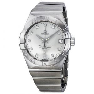 Omega Constellation Co-Axial 38mm 123.10.38.21.52.001 Kello