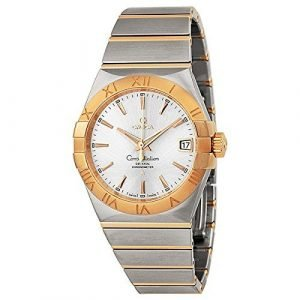 Omega Constellation Co-Axial 38mm 123.20.38.21.02.001 Kello