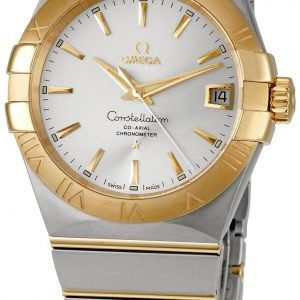Omega Constellation Co-Axial 38mm 123.20.38.21.02.002 Kello