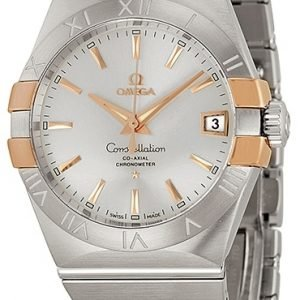 Omega Constellation Co-Axial 38mm 123.20.38.21.02.004 Kello