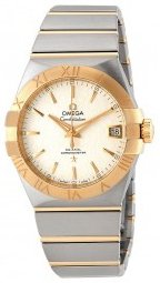 Omega Constellation Co-Axial 38mm 123.20.38.21.02.006 Kello