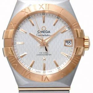 Omega Constellation Co-Axial 38mm 123.20.38.21.02.008 Kello
