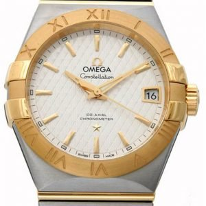Omega Constellation Co-Axial 38mm 123.20.38.21.02.009 Kello