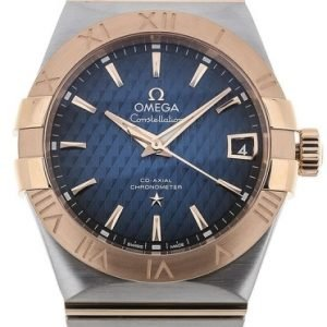 Omega Constellation Co-Axial 38mm 123.20.38.21.03.001 Kello