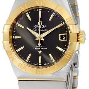 Omega Constellation Co-Axial 38mm 123.20.38.21.06.001 Kello