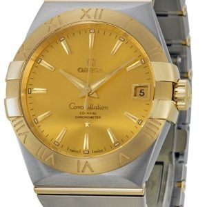 Omega Constellation Co-Axial 38mm 123.20.38.21.08.001 Kello