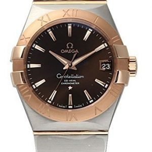 Omega Constellation Co-Axial 38mm 123.20.38.21.13.001 Kello