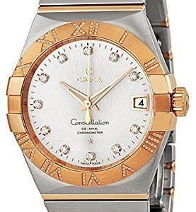 Omega Constellation Co-Axial 38mm 123.25.38.21.52.003 Kello