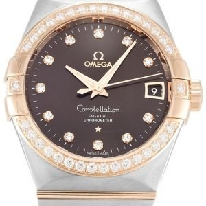 Omega Constellation Co-Axial 38mm 123.25.38.21.63.001 Kello