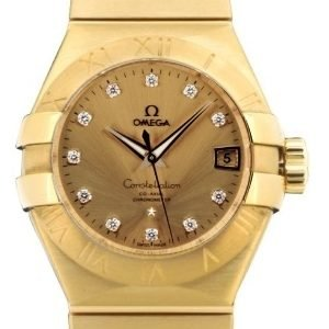 Omega Constellation Co-Axial 38mm 123.50.38.21.58.001 Kello