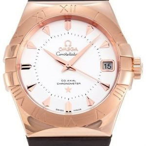 Omega Constellation Co-Axial 38mm 123.53.38.21.02.001 Kello