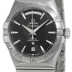 Omega Constellation Co-Axial Day-Date 38mm 123.10.38.22.01.001 Kello