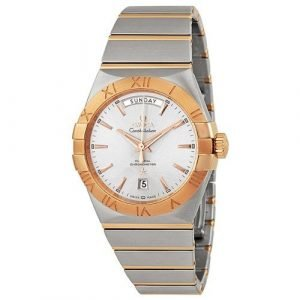 Omega Constellation Co-Axial Day-Date 38mm 123.20.38.22.02.001 Kello