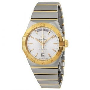 Omega Constellation Co-Axial Day-Date 38mm 123.20.38.22.02.002 Kello