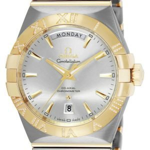 Omega Constellation Co-Axial Day-Date 38mm 123.25.38.22.02.002 Kello