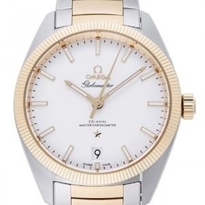 Omega Constellation Globemaster Co-Axial Chronometer 39mm 130.20.39.21.02.001 Kello