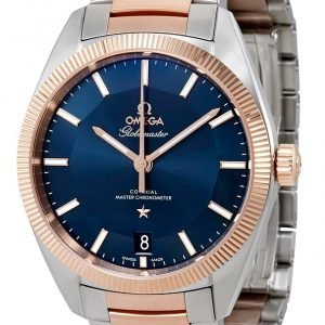 Omega Constellation Globemaster Co-Axial Chronometer 39mm 130.20.39.21.03.001 Kello