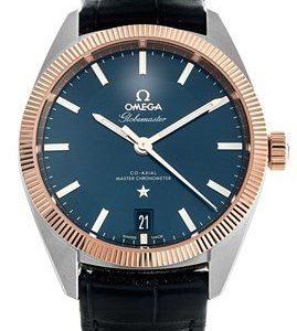 Omega Constellation Globemaster Co-Axial Chronometer 39mm 130.23.39.21.03.001 Kello