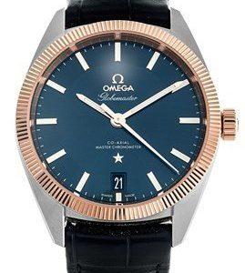 Omega Constellation Globemaster Co-Axial Chronometer 39mm 130.23.39.21.03.001 Kello