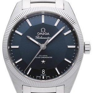 Omega Constellation Globemaster Co-Axial Chronometer 39mm 130.30.39.21.03.001 Kello