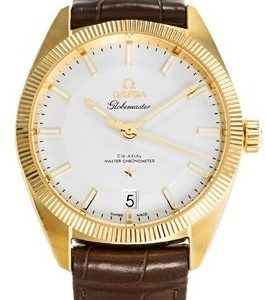 Omega Constellation Globemaster Co-Axial Chronometer 39mm 130.53.39.21.02.002 Kello